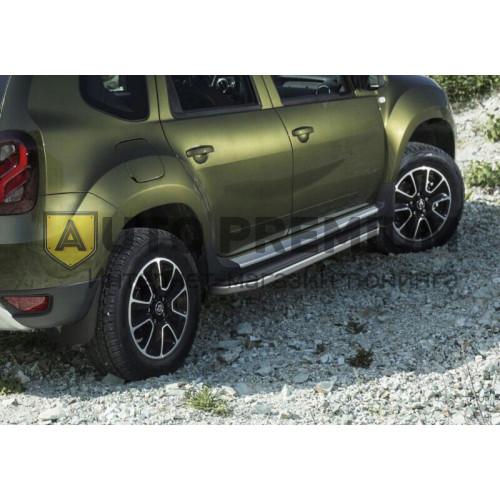 Пороги на Renault Duster (2012-2015-...) Premium